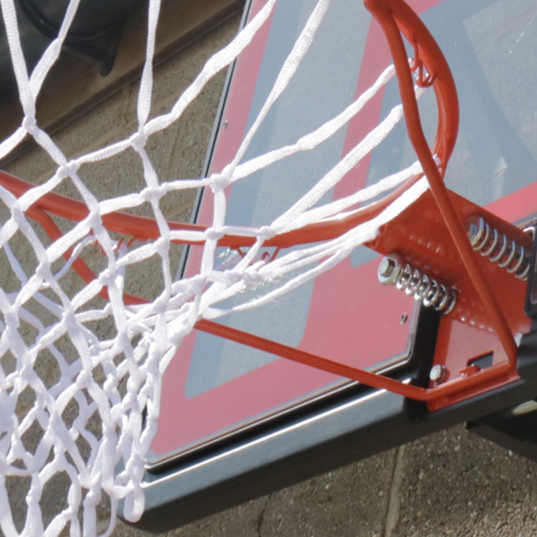 BEE-BALL ZY-020 - Canasta de baloncesto de tamaño reglamentario ...