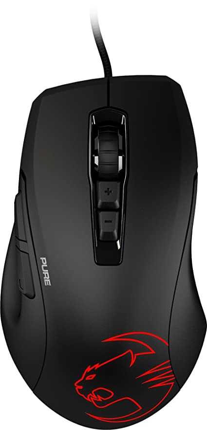 bc945e2548c Amazon.com: ROCCAT KONE Pure Owl-Eye – Optical RGB Gaming Mouse ...