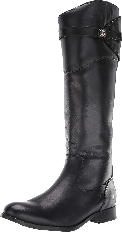 Frye Women's Molly Button Tall Knee High Boot