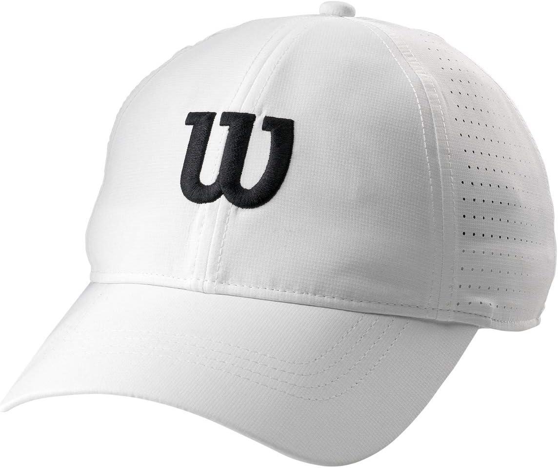 WILSON Ultralight - Gorra de Tenis