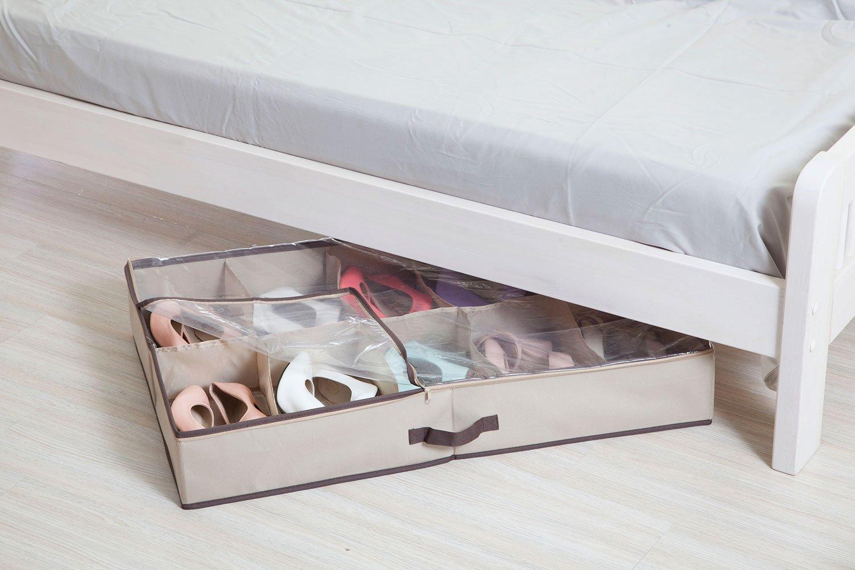Store Off-Season Shoes | Off-Season Shoe Storage | Shoe Storage Tips and Tricks | Shoe Organization | Shoe Storage | Shoe Organization Hacks