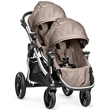 Baby Jogger 2014 City Select Stroller W 2nd Seat Quartz