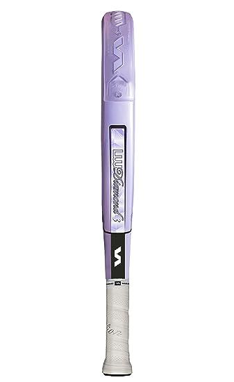 VARLION L.W. Diamond 3 SYL - Pala de pádel para Mujer, Color Morado: Amazon.es: Deportes y aire libre