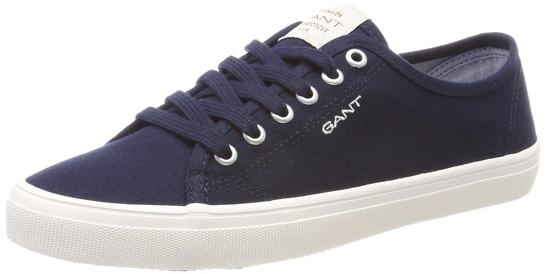 Gant New Haven, Zapatillas para Mujer 39 EU|Azul Marino