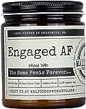 Engaged AF Candle