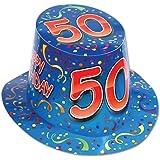 """Geburtstags-Zylinder """"50. Geburtstag"""""""