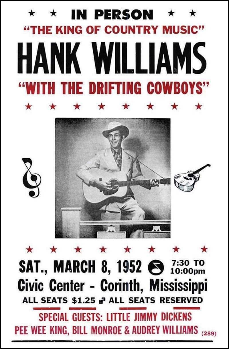 Amazon.com: Hank Williams the King of Country 14