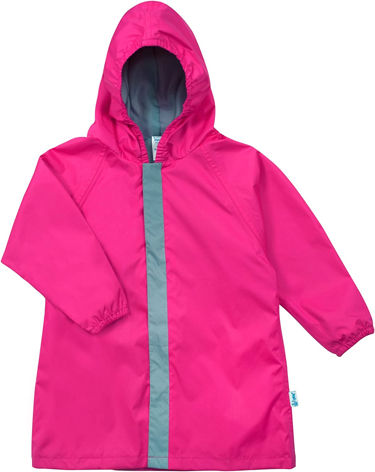 by green sprouts Baby Boys Lightweight Raincoat i play