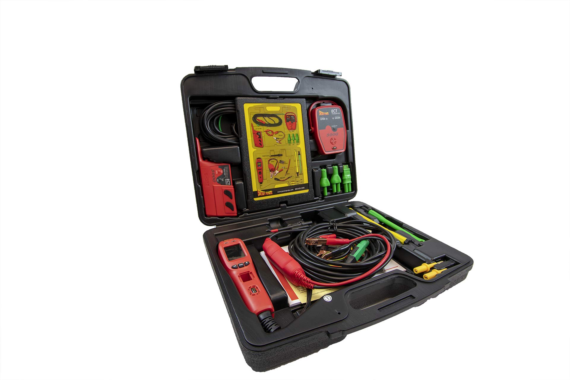 Diesel Laptops Power Probe IV Master Combo Kit Bundled with 12-Months of Truck Fault Codes by Diesel Laptops (Image #6)