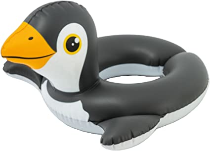 Amazon.com: Inflable Animal Split Swim Anillo Piscina ...
