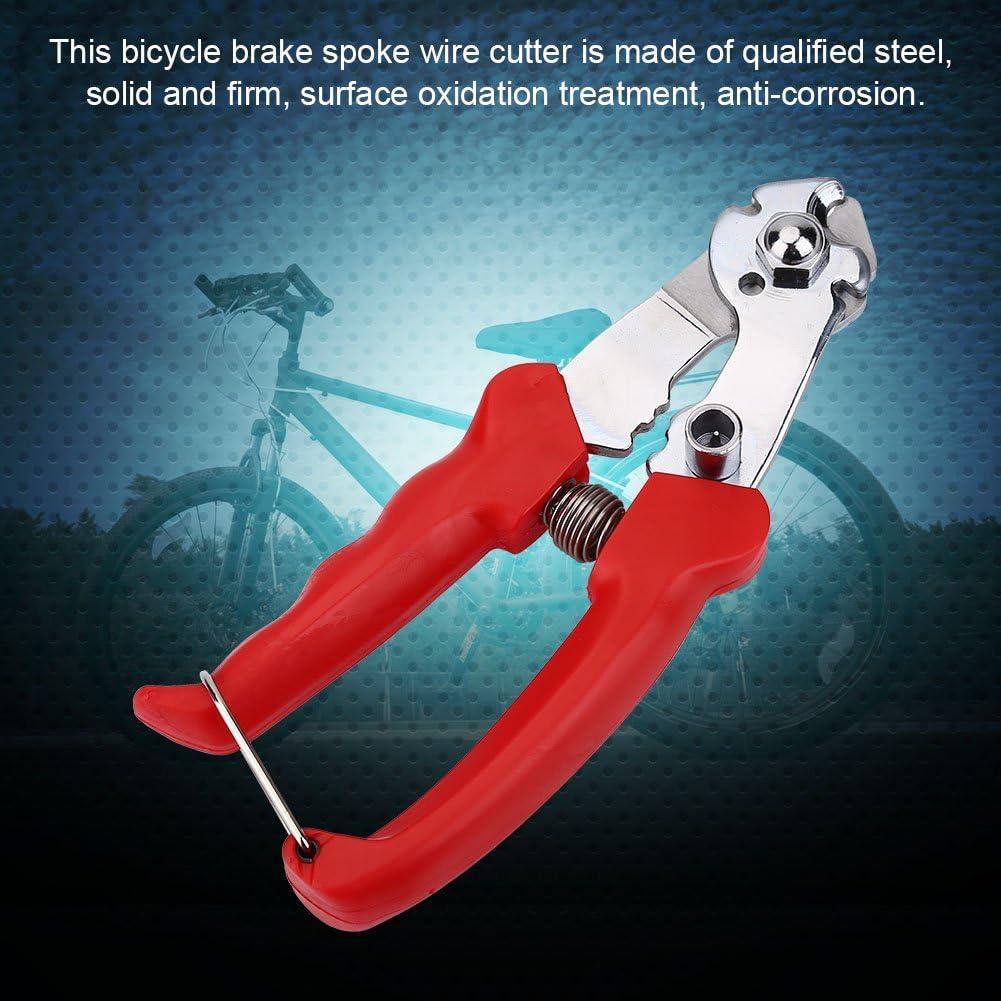 Hochleistungsdrahtschneider Stahlkabelschneider f/ür Fahrr/äder Fahrradkabelschneider