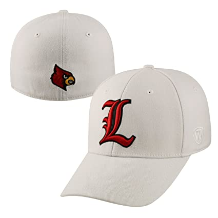online store adb74 cc359 ... reduced amazon top of the world louisville cardinals official ncaa one  fit large premium cuff hat