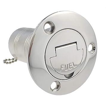 Amazon.com: NRC&XRC – llenador de combustible para barco de ...