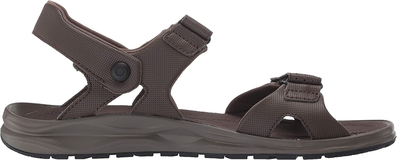Convertible Columbia Mens Wayfinder 2 Strap Sandal Wet-Traction Grip