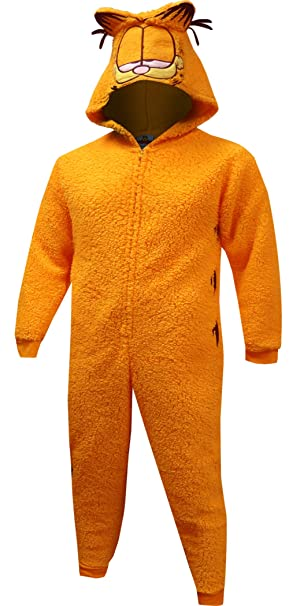 Amazon.com: Garfield – Traje de mujer con licencia para ...