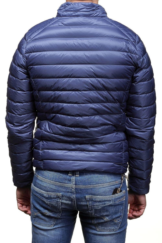 new product 8744d 5768b Jott Herren Jacke Blau Blau Gr. L, Blau - Blau: Amazon.de ...