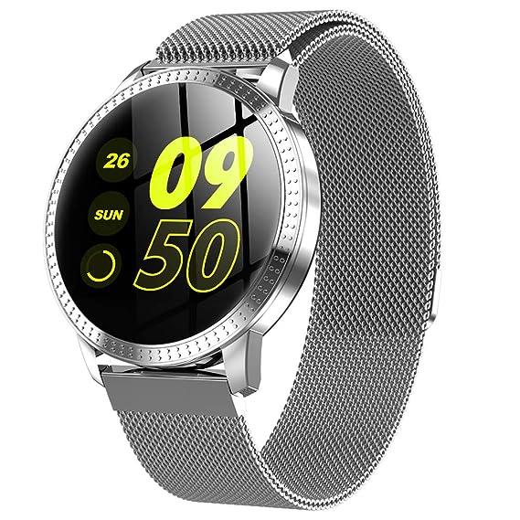 Smart Watch CF18 2019, Rastreador de Ejercicios a Prueba de ...