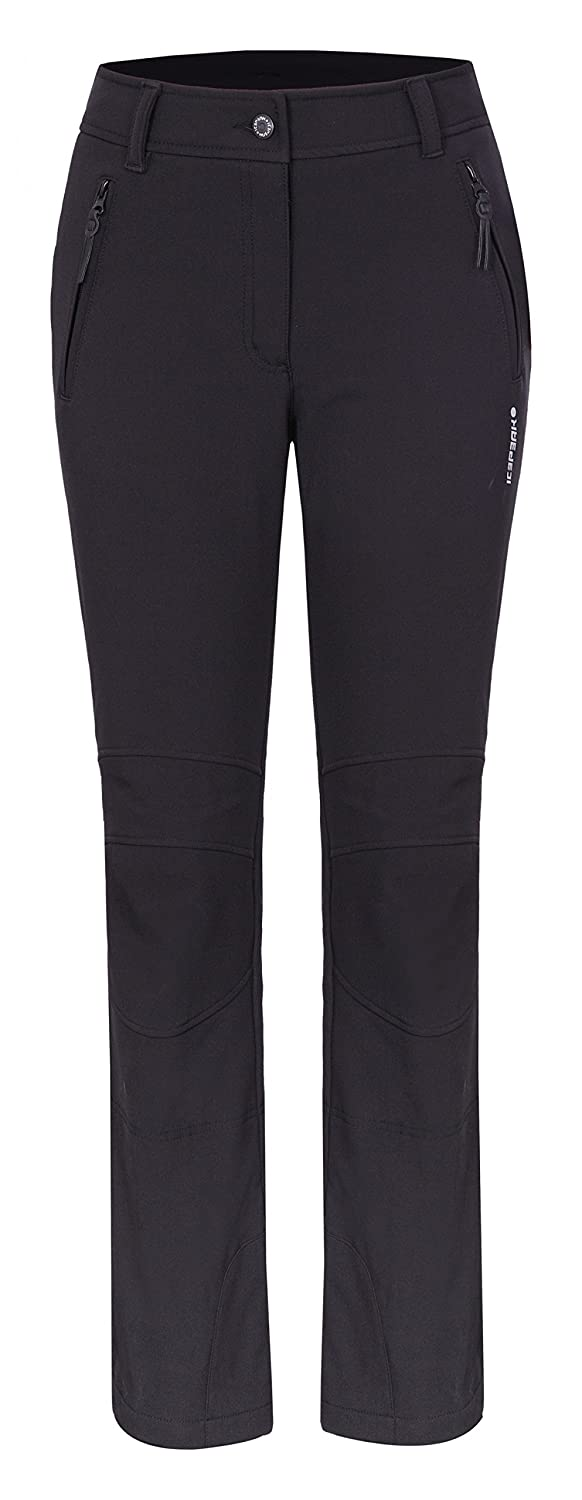 Womens Icepeak Womens Outi Soft Shell Trousers OUTI