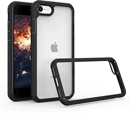 cover iphone 8 trasparente rigido