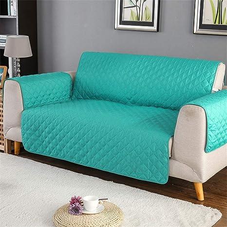Strange Amazon Com 1Pcs Solid Color Sofa Couch Cover Coat Washable Machost Co Dining Chair Design Ideas Machostcouk