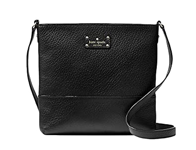 019dc6e20 Amazon.com: Kate Spade bay street cora crossbody (black): Shoes