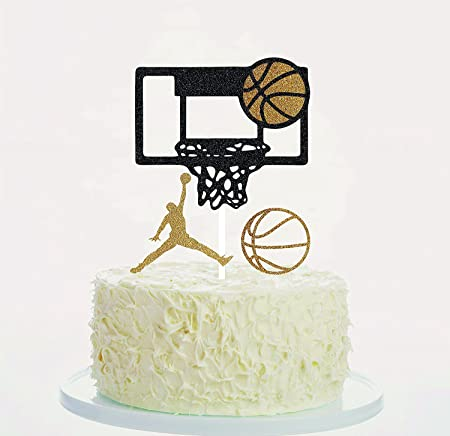 Basketball Cake Toppers Near Me