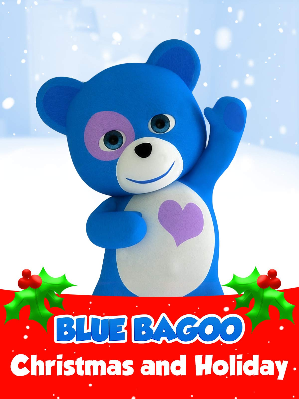 Blue Bagoo Christmas & Holiday
