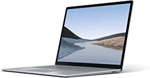 Microsoft Surface Laptop 3 15-inch 128GB (Touch Screen, AMD Ryzen 5 Surface Edition, 8GB RAM, Wi-Fi) Platinum