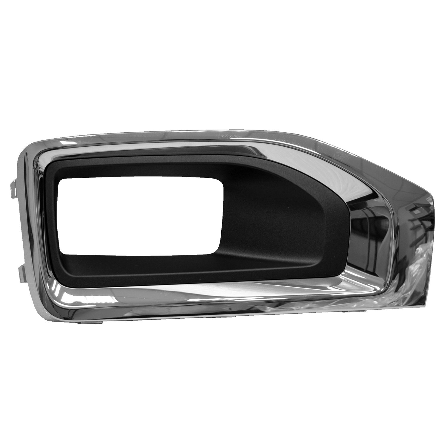 CPP Replacement Fog Light Bezel GM1039187 for 2015-2017 GMC Yukon, Yukon XL