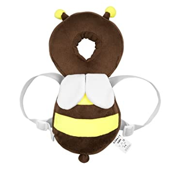 UK Newborn Baby Kid Walking Head Protection Protector Safety Harness Pillow Pad