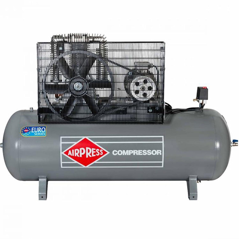 BRSF33 ® Impresión Compresor De Aire HK 1500 - 500 (7,5 kW, Max. 11 bar, 500 Litros Caldera) Conector de alimentación 400 V: Amazon.es: Bricolaje y ...