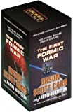 The First Formic War: Earth Unaware, Earth Afire, Earth Awakens