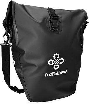 TraFellows Premium Fahrradtasche für den Gepäckträger </p>                     </div>                     <!--bof Product URL -->                                         <!--eof Product URL -->                     <!--bof Quantity Discounts table -->                                         <!--eof Quantity Discounts table -->                 </div>                             </div>         </div>     </div>              </form>  <div style=