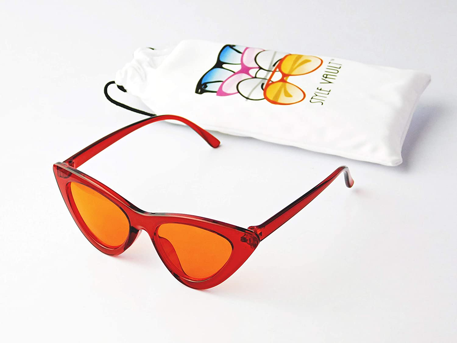 KD3151 Baby Infant Toddlers Age 0-18 Months T-Cateye Tiny Sunglasses