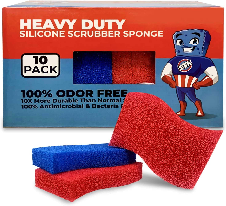 SPONGE//SCRUBBER-CEL 100 Pack