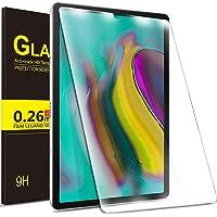 Luibor Samsung Galaxy TAB S5E 10.5 Inch Tablet Protector de pantalla de vidrio templado Ultra-thin 9H Dureza y la más alta calidad HD clear Protector de pantalla de vidrio para Samsung Galaxy TAB S5E 10.5 Inch Tableta (2 piezas)