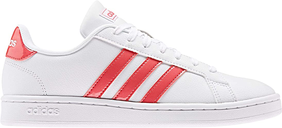 ADIDAS NEO GRAND COURT sneakers bianco scarpe donna