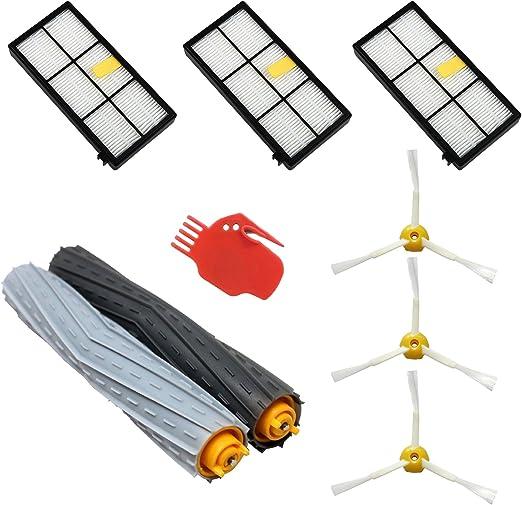 ASP-ROBOT® Recambios Roomba serie 800 y 900 (866 870 871 880 960 ...
