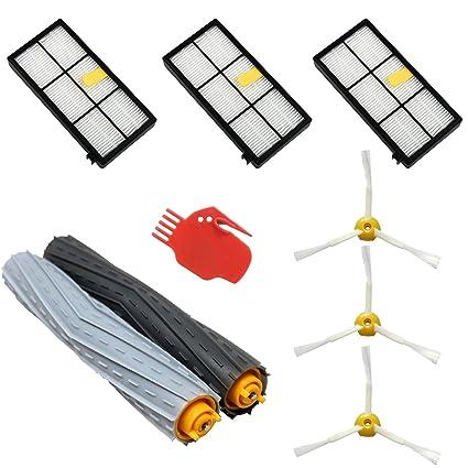 ASP-ROBOT® Recambios Roomba serie 800 y 900 (866 870 871 880 960