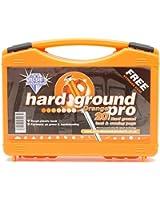 Blue Diamond Hard Ground Pro Tent Pegs Orange Case of 20