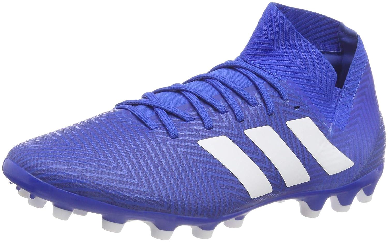 Bleu (Foobleu Ftwbla Foobleu 001) adidas Nemeziz 18.3 AG, Chaussures de Football Homme 40 2 3 EU