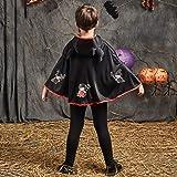 Samber Halloween Costume Children Cloak Pumpkin