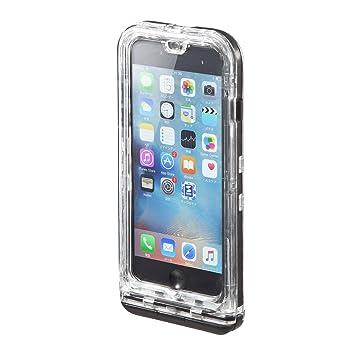 445934b88d サンワダイレクト iPhone 6s/6 防水ハードケース 防塵 耐衝撃 IP68取得 カメラ対応