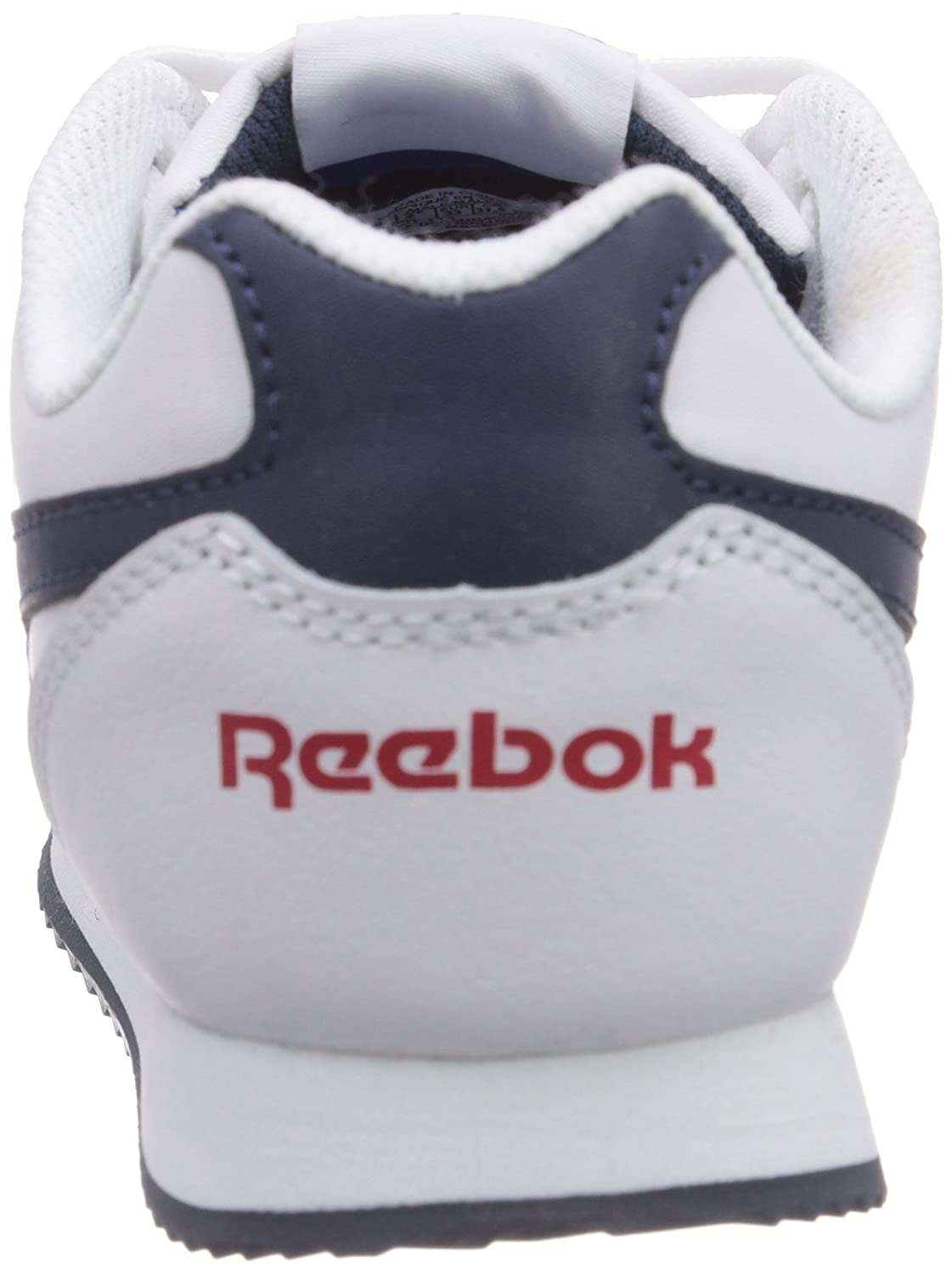 Amazon.com | Reebok - Royal CL Jogger - V47519 - Color: White - Size: 4.0 | Fashion Sneakers