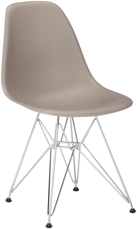 Vitra 440022000125 Stuhl DSR Eames Plastic Sidechair Gestell ...