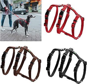 Hunter Vario Rapid Sicherheitsgeschirr Für ängstliche Hunde Aus Anschmiegsamen Reißfestem Nylon Haustier