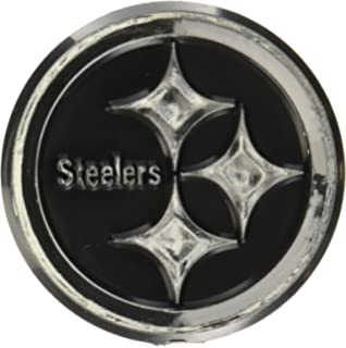 Pittsburgh Steelers Colored Aluminum Car Auto Emblem