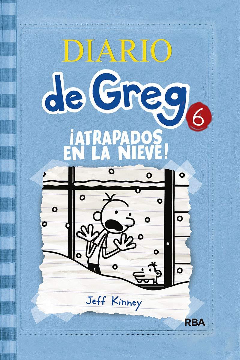 todos los libros del diario de greg