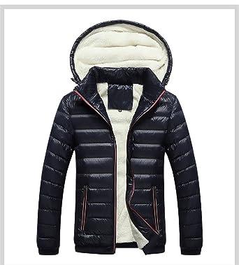 YouzhiWan007 Fashion New Plus Velvet Thick Coats Warm Winter Mens Jackets Male Clothes Chaqueta Hombre Casual