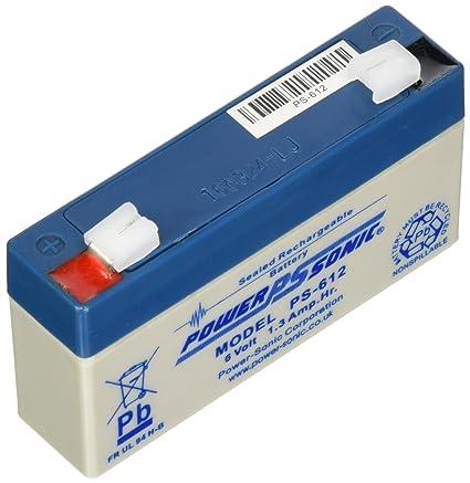 Friedland HW10F - Batería recargable para sistemas de alarma ...